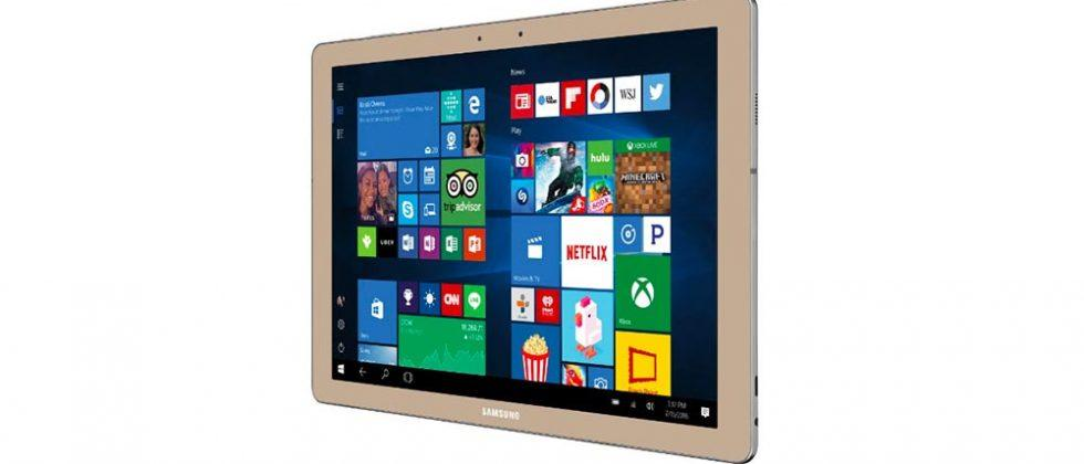 Samsung Galaxy TabPro S Gold Edition arrives in luxe form with more power