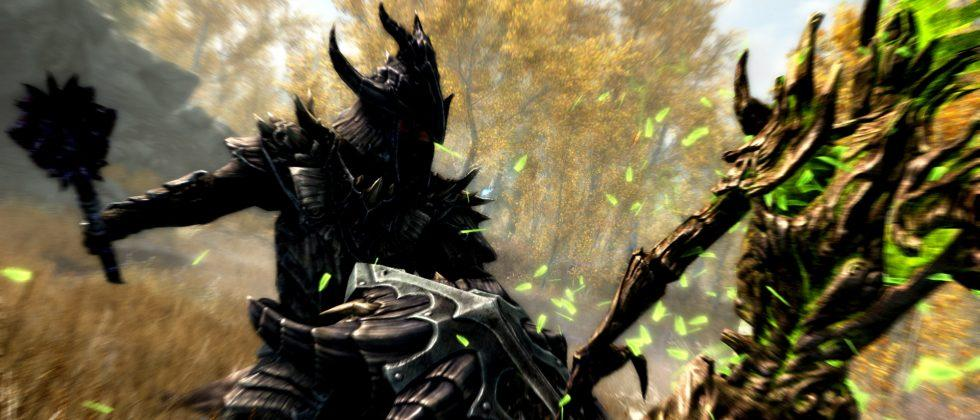 Skyrim Special Edition trailer released with digital launch info