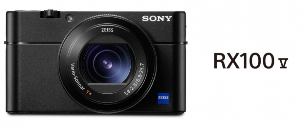 Sony announces Cyber-shot RX100 V, bolsters autofocus speed and precision