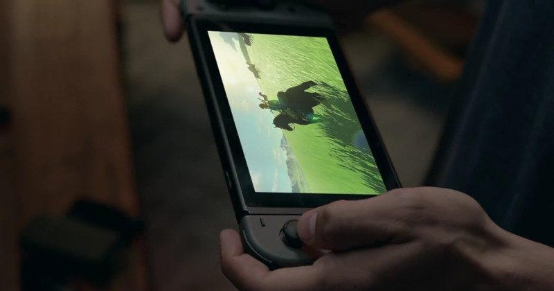 Nintendo Switch does have a multi-touch screen, say sources