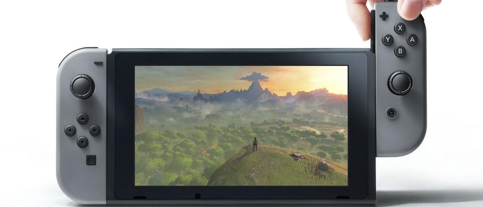 Nintendo remains quiet on whether Switch features touchscreen display