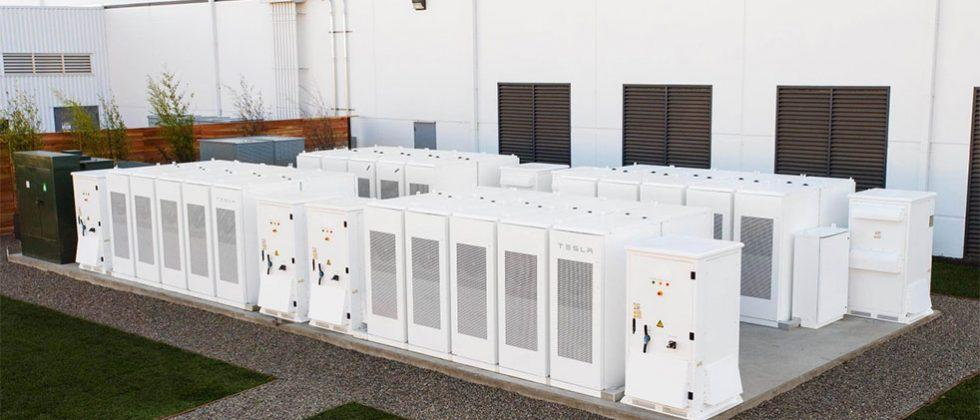 """Tesla Powerpack 2 system comes with """"twice the energy density"""""""