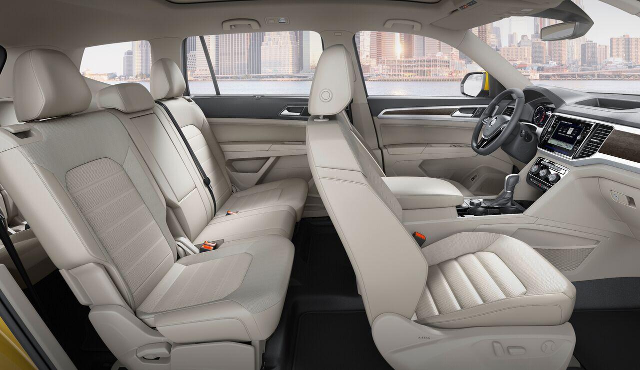 2018 Volkswagen Atlas puts VW in the 3-row SUV game