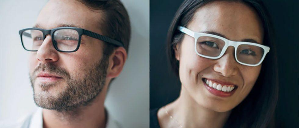 Vue Smart Glasses feature bone conduction audio and track activity