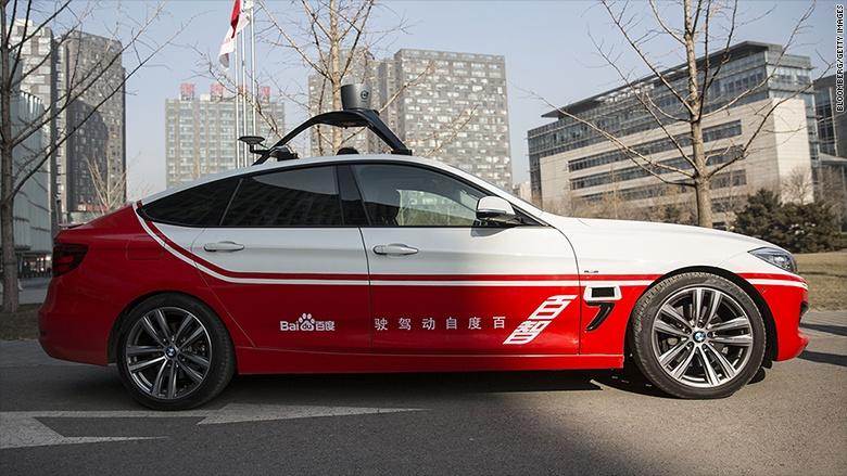 BMW, Baidu call off self-driving car joint project