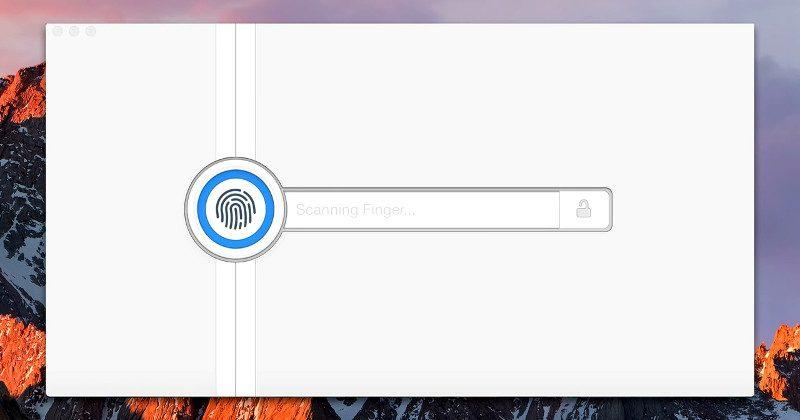 1Password Touch Bar, Touch ID launches ahead of MacBook Pro
