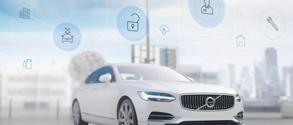 Volvo trials concierge app to refuel and relocate your car