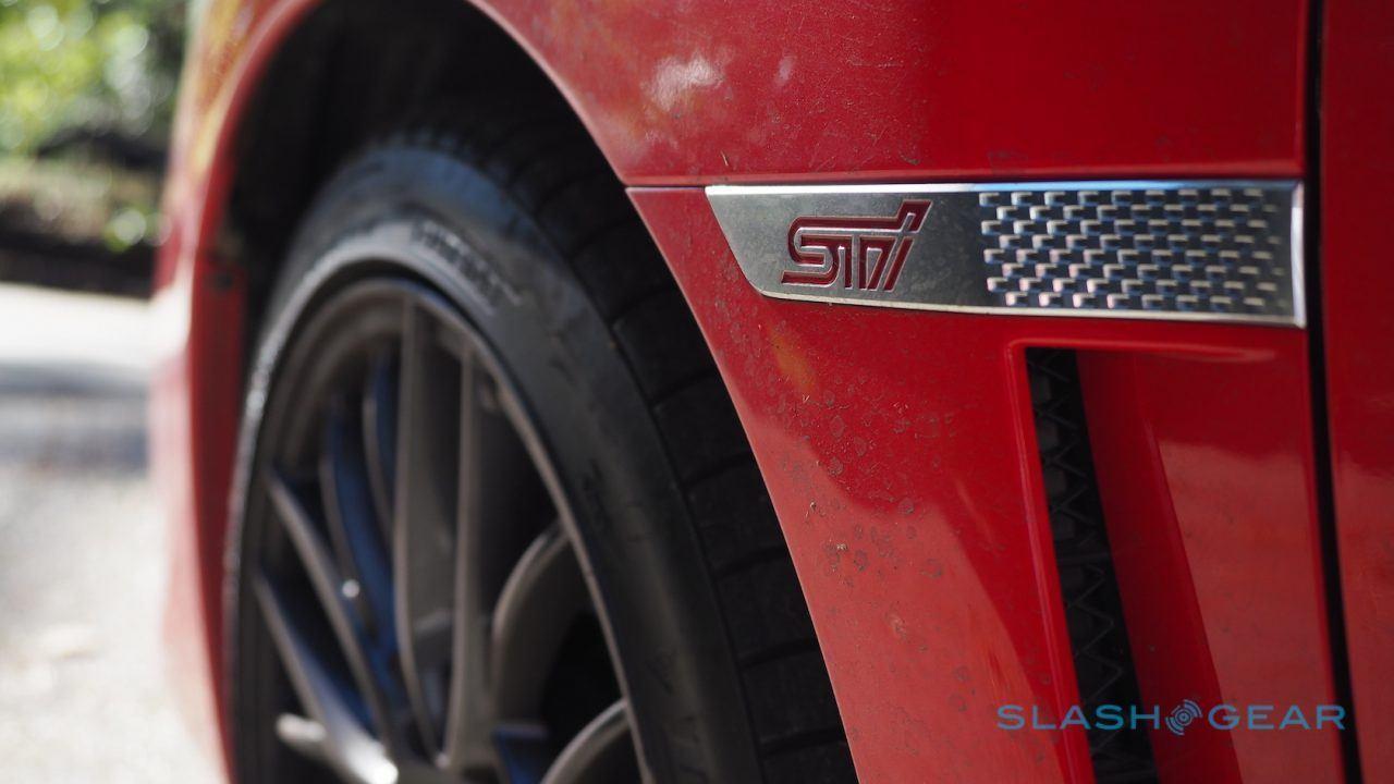 2016 Subaru WRX STI Review: Backroad Behemoth - SlashGear