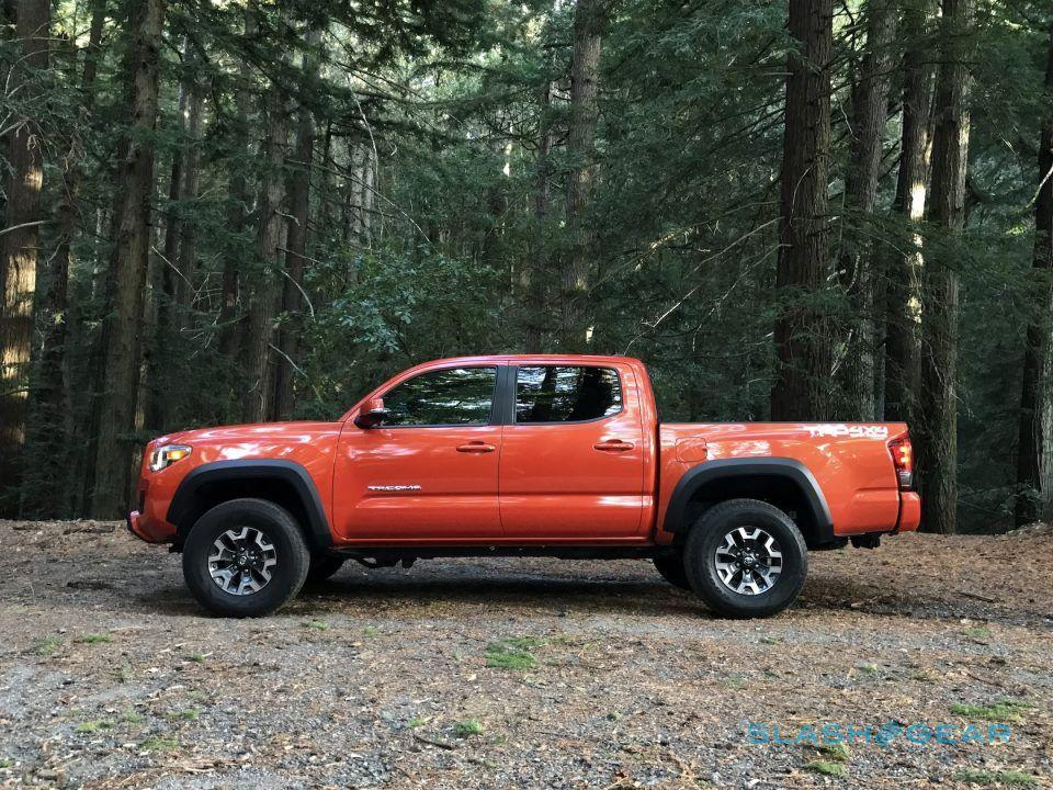 2016 Toyota Tacoma Trd Off Road Review 6