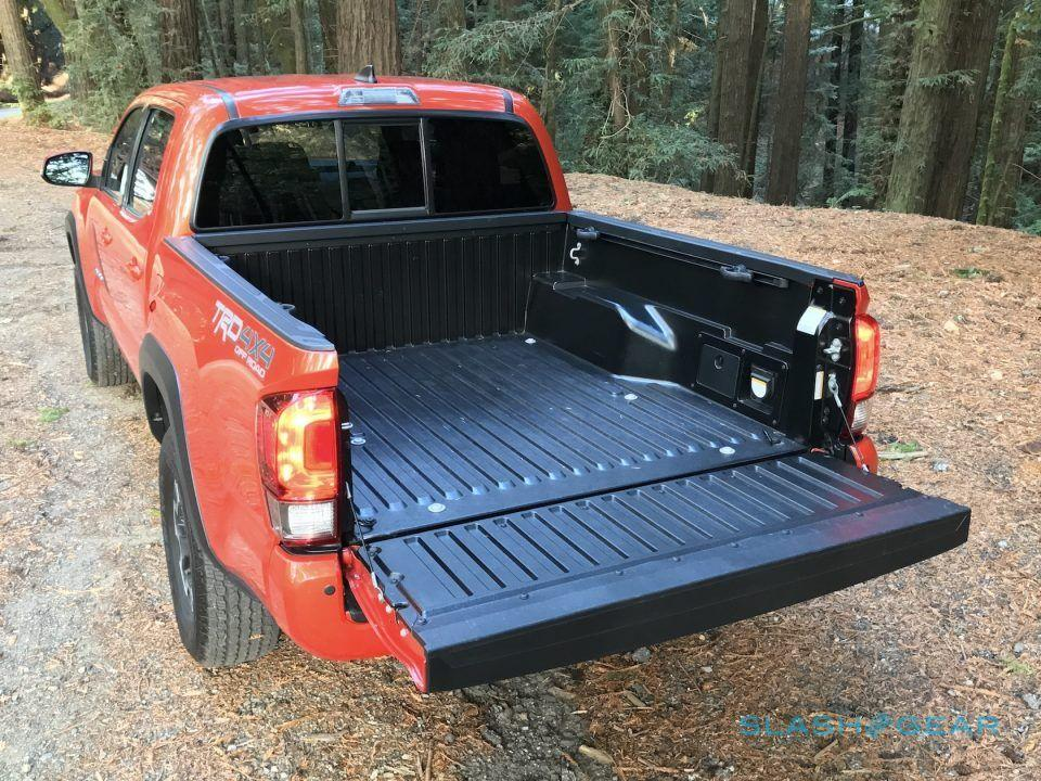 2016 Toyota Tacoma Trd Off Road Review 9