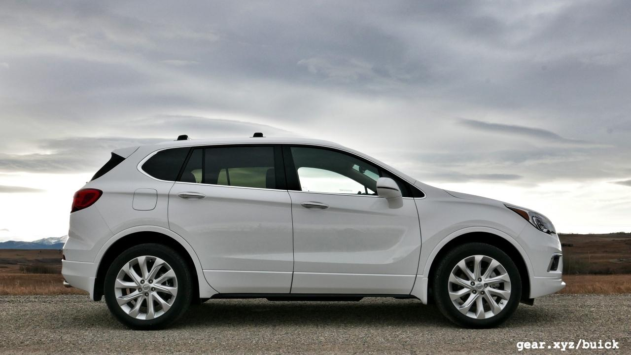 2017 Buick Envision First Drive: Room for one more? - SlashGear