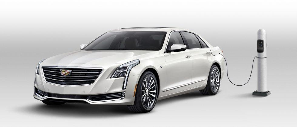 2017 Cadillac CT6 Plug-In Hybrid priced up for eco-luxury next year