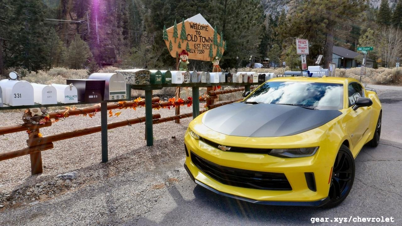 2017 Chevrolet Camaro 1LE First Drive: Best of both worlds