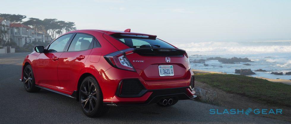 2017 Honda Civic Hatchback First Drive