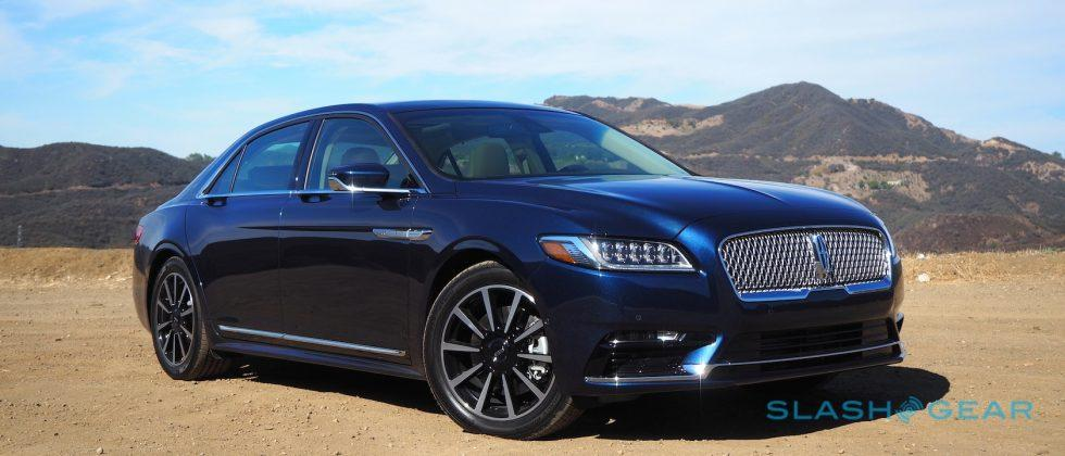 2017 Lincoln Continental First Drive: How to reboot an icon