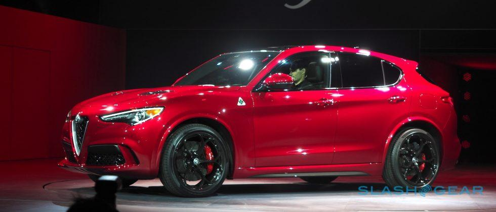 Now Alfa Romeo has an SUV, and we have so many questions