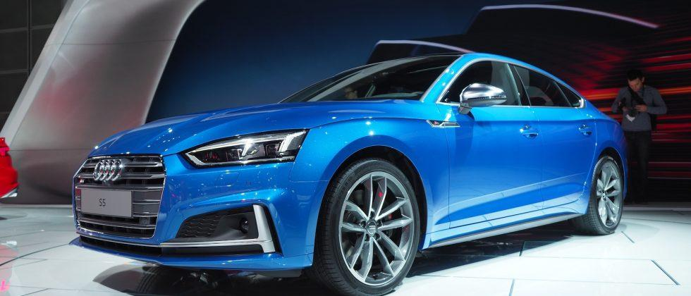 America is finally ready for the 2018 Audi A5 and S5 Sportback