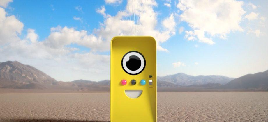 Snapchat Spectacles vending machine is now in Big Sur, California
