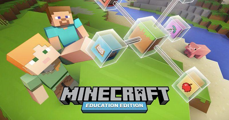 Minecraft: Education Edition has fully landed in classrooms