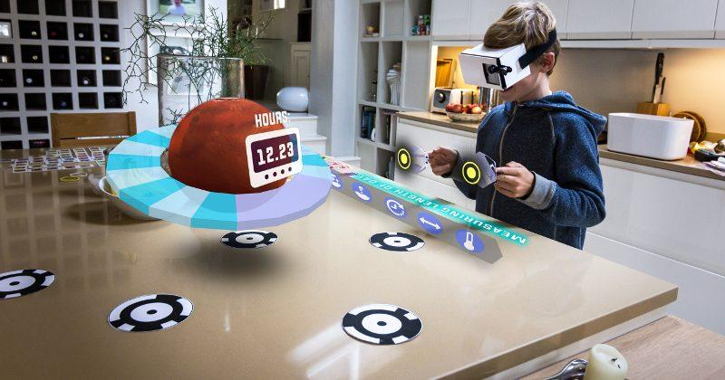 ZapBox brings room-scale mixed reality to the masses