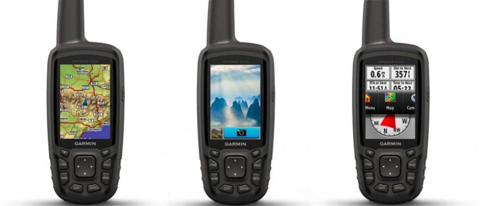 Garmin GPSMAP 64sc adds flash camera and 250k geocache locations