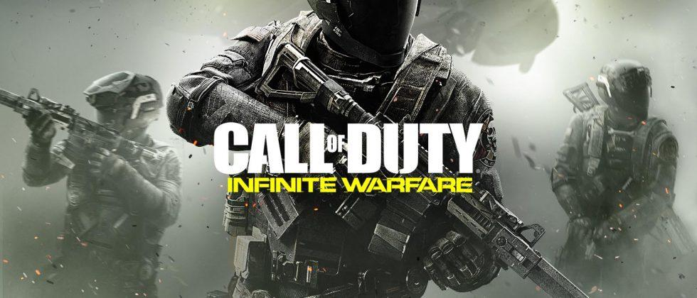 PlayStation 4 includes free COD: Infinite Warfare on November 4 – 5
