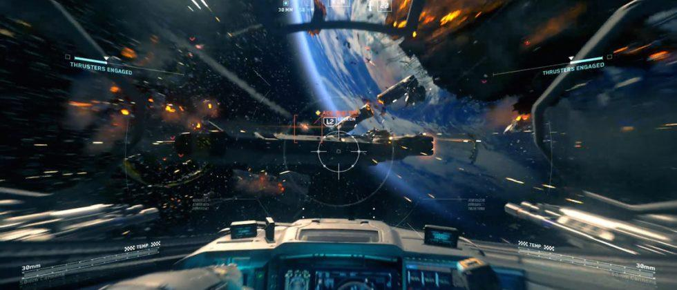 Call of Duty: Infinite Warfare's VR experience is free for PlayStation VR