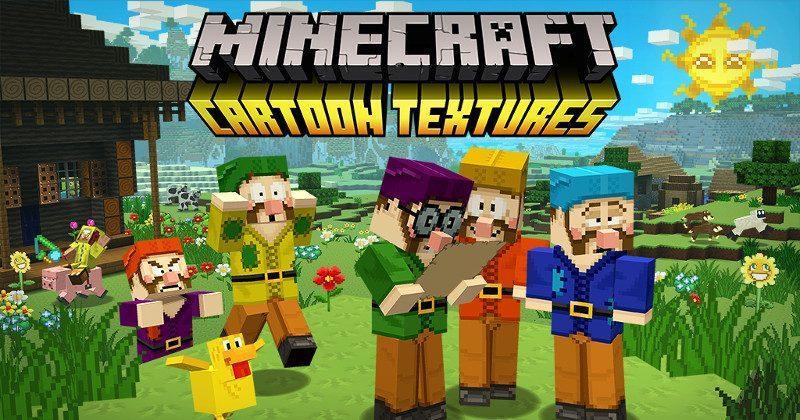 Minecraft introduces flying Elytras, cartoon textures