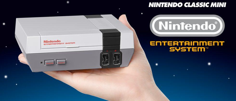 Want a NES Classic? Try Walmart, but you better be fast