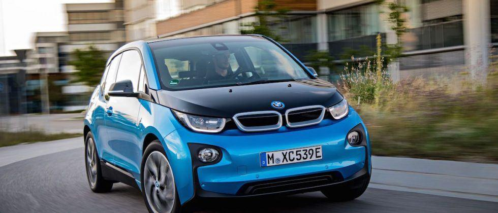 New BMW i3 tipped for 2017