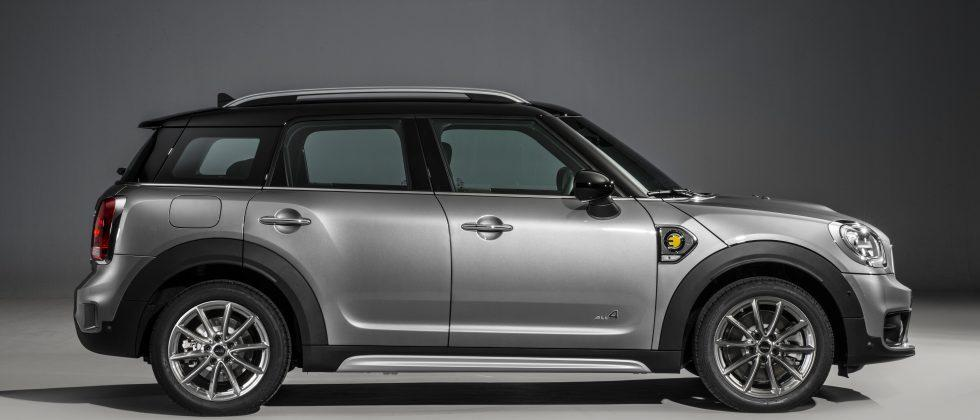 2017 MINI Cooper Countryman hits the hybrid big-time at the 2016 L.A. Auto Show
