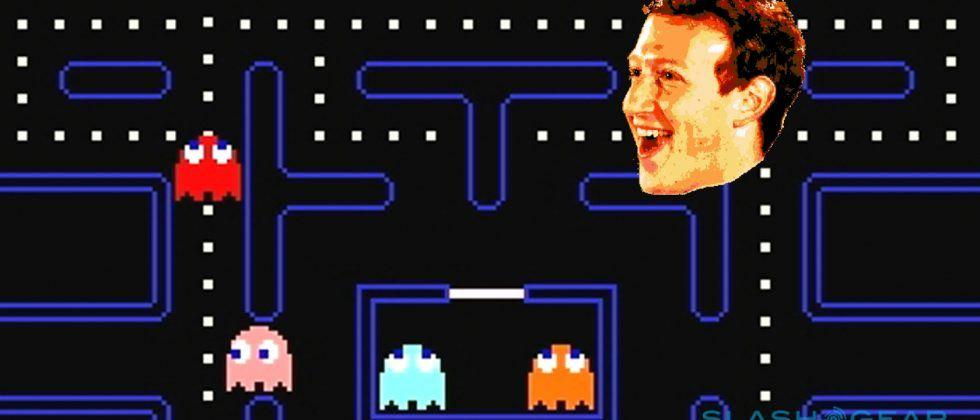 Facebook Instant Games puts PAC-MAN and more in Messenger