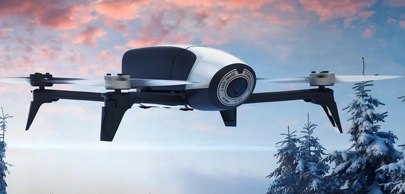 Parrot Bebop 2 has new follow-me features, but they'll cost you