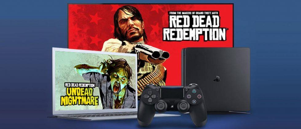 Red Dead Redemption, Undead Nightmare heading to PS4 and PC