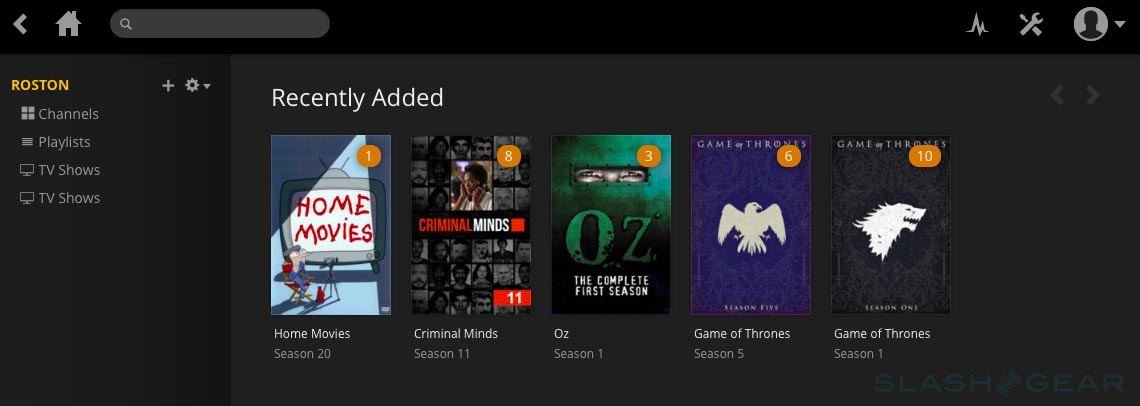 Simple guide to making (and sharing) a Plex streaming movie