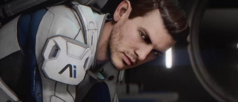 Mass Effect: Andromeda cinematic trailer takes us back to a galaxy in peril