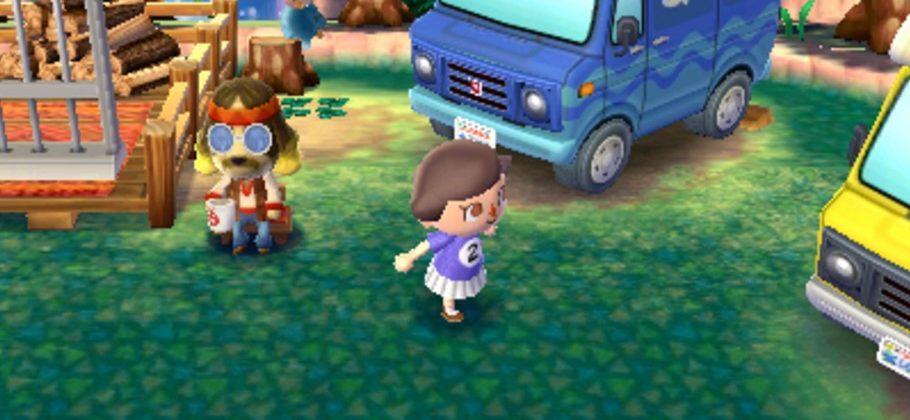Animal Crossing: New Leaf amiibo update detailed in strangest Nintendo Direct yet