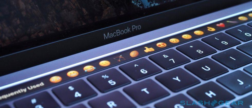 MacBook Pro with Touch Bar Review (late-2016) - SlashGear