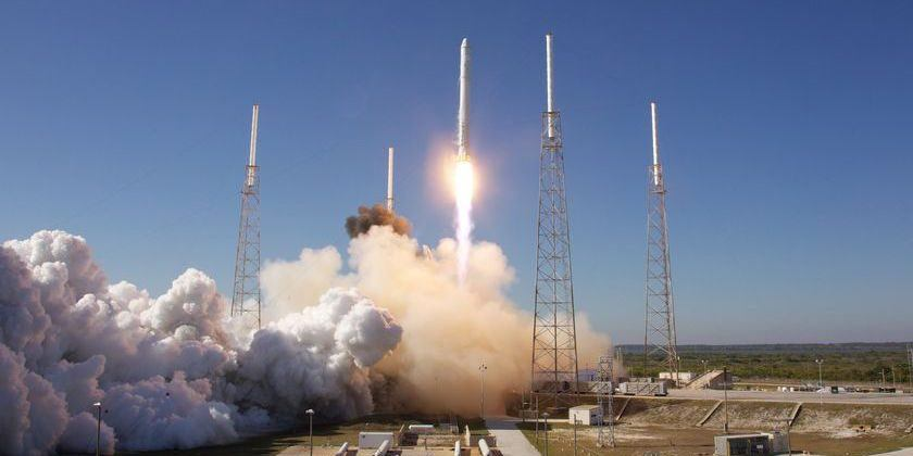 SpaceX wins contract to launch ocean-monitoring satellite for NASA
