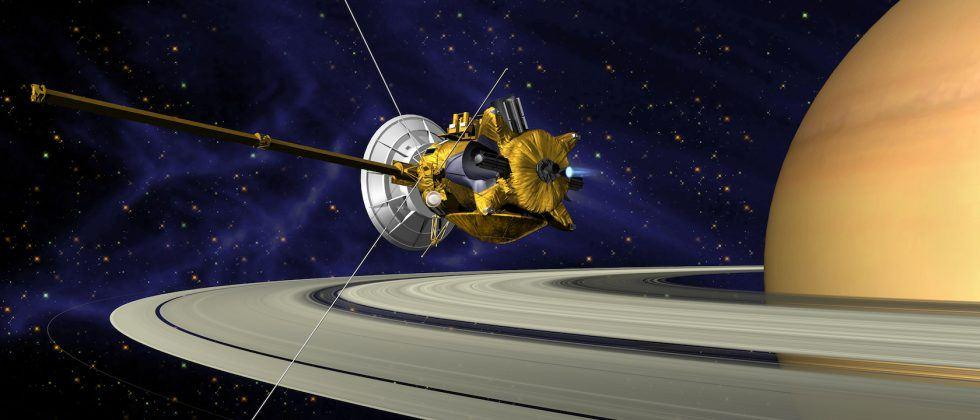 NASA's plucky Cassini is about to buzz Saturn's epic rings