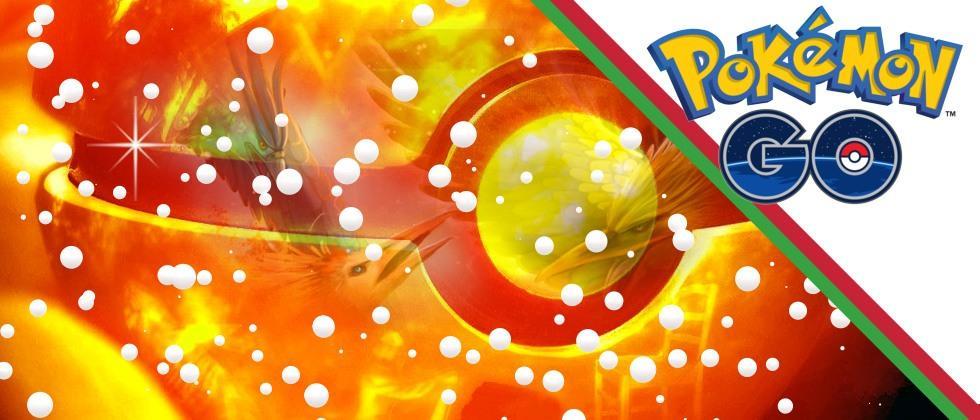 Legendary Pokemon GO Christmas event secrets revealed