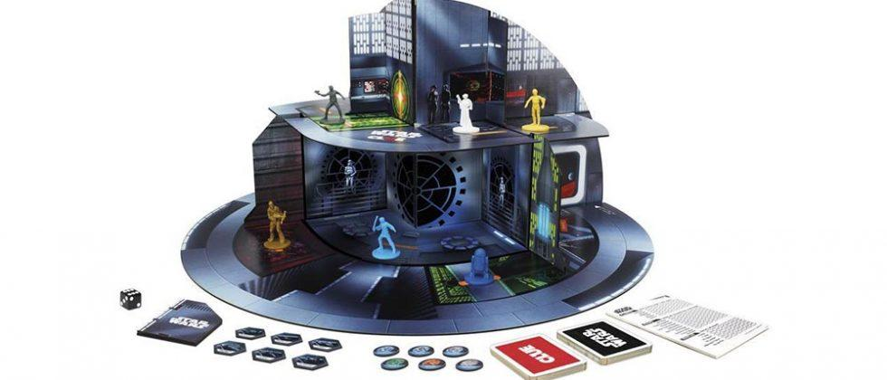 Star Wars Clue board game puts players on the Death Star