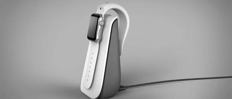 Glide CMRA strap adds two cameras to the Apple Watch
