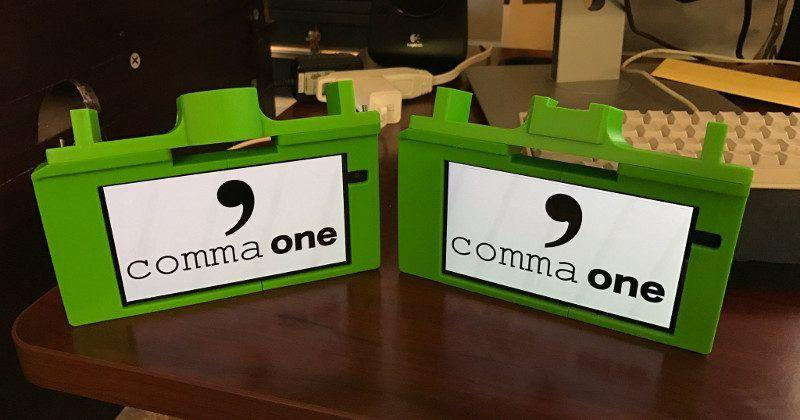 Comma.ai self-driving agent open sourced after Comma One fail