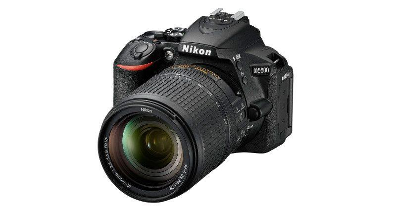 Nikon D5600 entry-level DSLR comes with Bluetooth