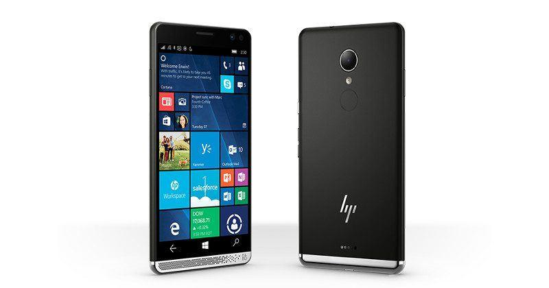 """HP's """"consumer"""" Elite x3 counterpart might not be as beefy"""