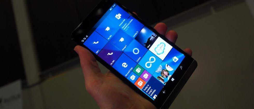 Sources: Microsoft and HP will launch consumer Windows 10 phone in 2017