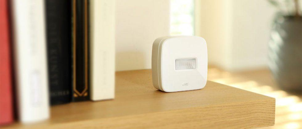 Elgato Eve Motion wireless sensor with HomeKit tech turns things off for you