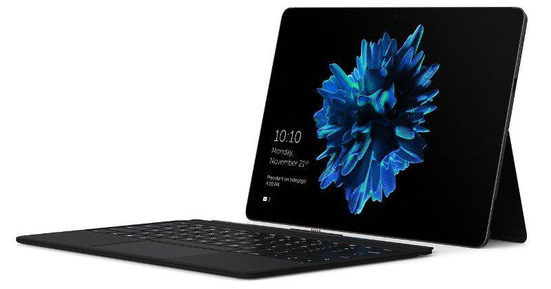 Eve V 2-in-1 tries to beat the Surface Pro at its own game