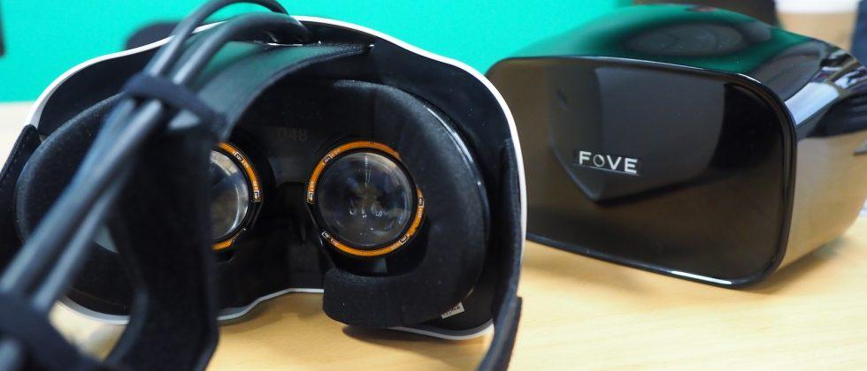 FOVE's eye-tracking VR headset is finally shipping: Here's why it's special